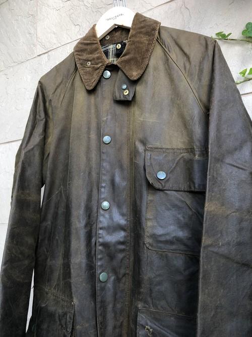 1970s〜 Barbour oiled jacket SOLWAY ZIPPER