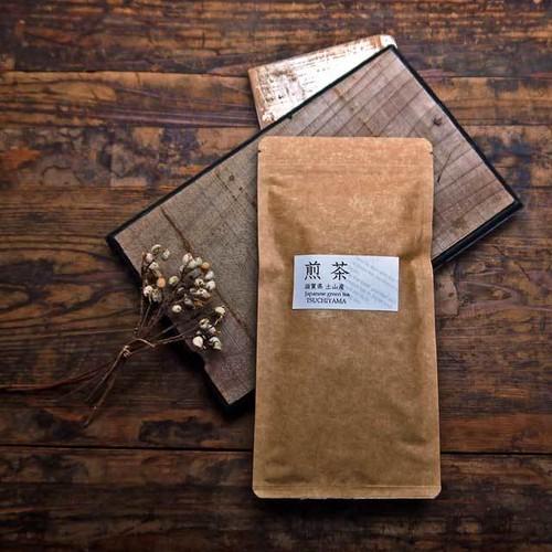 煎茶 滋賀県 土山 100g 緑茶 日本茶  リーフティー お茶 日本茶