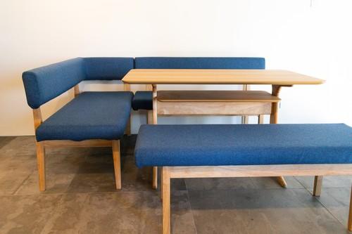 Vert Dining Table , Oak