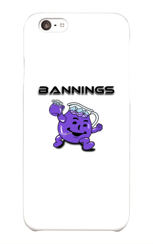 Purple Logo iPhone6 Case