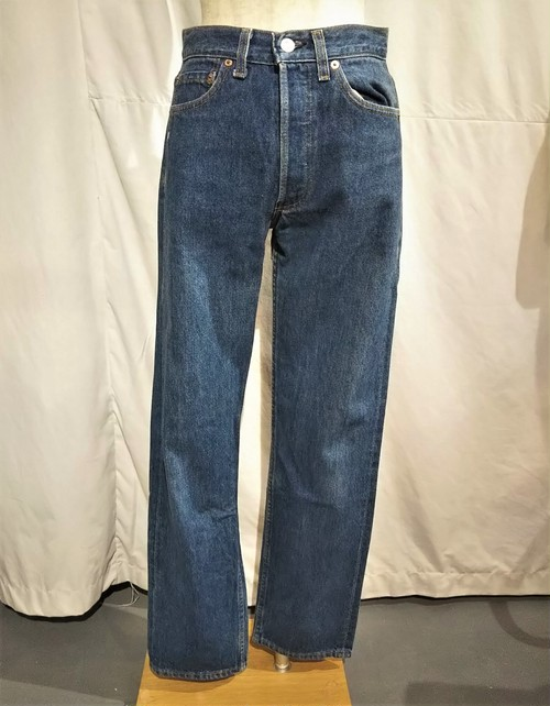 LEVI'S 501 denim pants /Made In USA [2058]