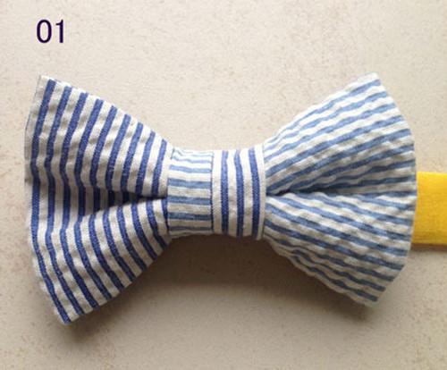 201404-C01-01 【01】デニムストライプペアブルー