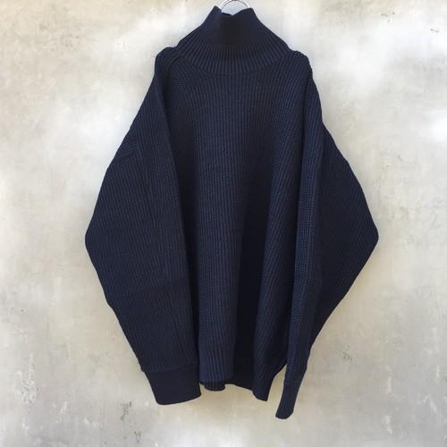 """YANTOR  """"7g wool turtle wide knit"""""""