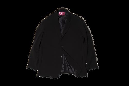 [予約商品]EFFECTEN(エフェクテン) with ur w/b tailored collar jacket (basic line