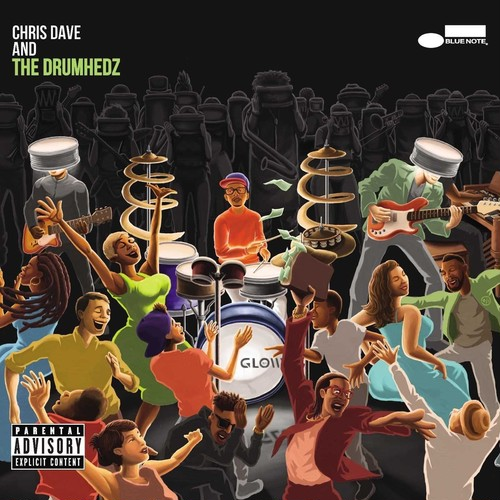 (2LP)Chris Dave And The Drumhedz 「Chris Dave And The Drumhedz」