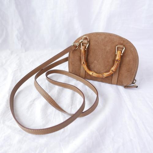 "GUCCI ""Bamboo"" 2-Way mini Bag"
