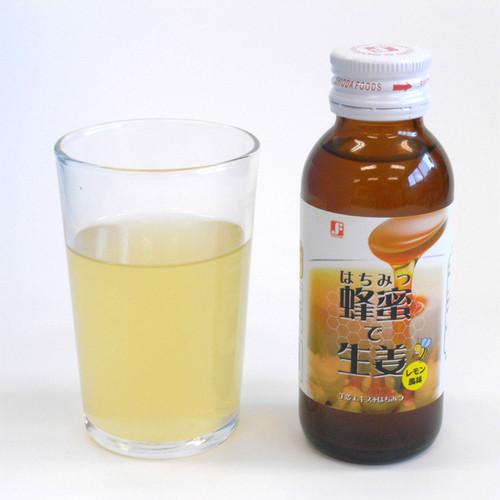 蜂蜜で生姜ドリンク-100ml×1本