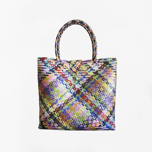 Oaxaca Shopping Bag Large