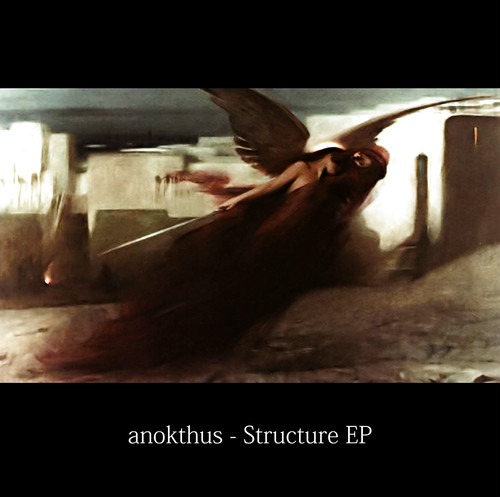 anokthus - Structure EP (2014) [CD-R]