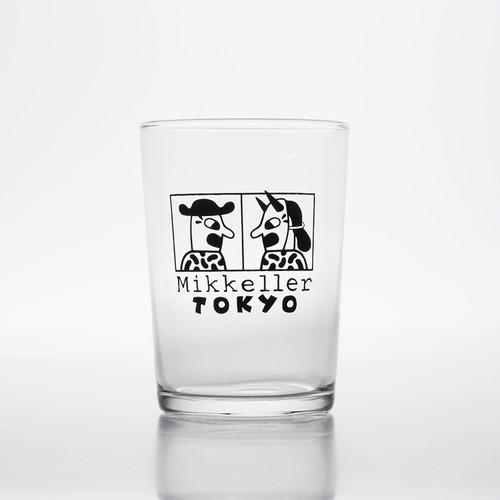 Glass (L) - Tokyo Logo