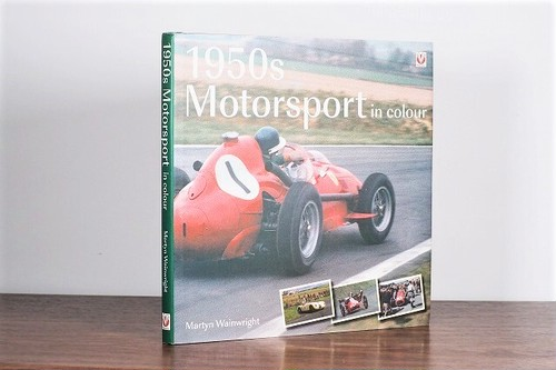 1950's Motorsport In Colour /visual book