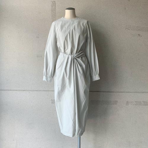 【COSMIC WONDER】Beautiful Organic cotton wrapped dress/12CW17230-2