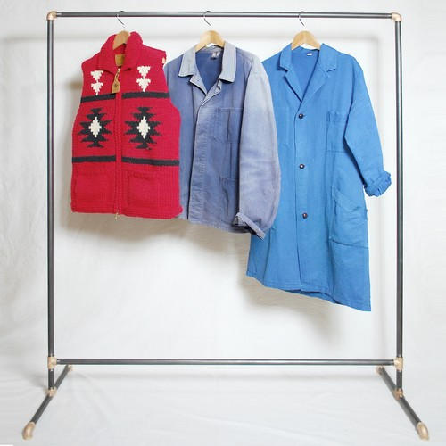 hanger rack C