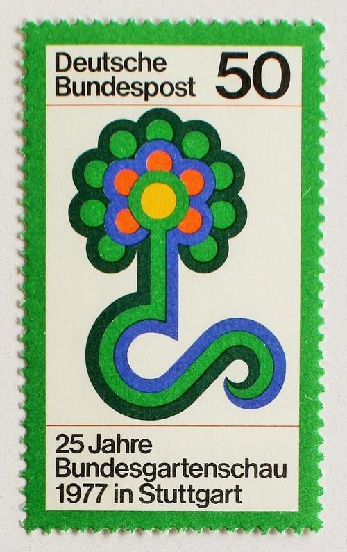 全国園芸展25年 / ドイツ 1977