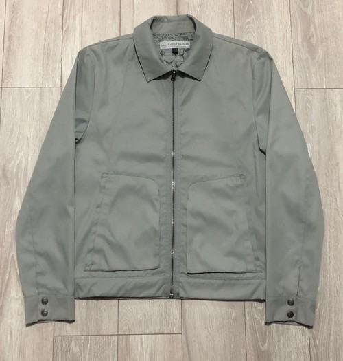 2000s PUMA NYLON WORKWEAR JACKET
