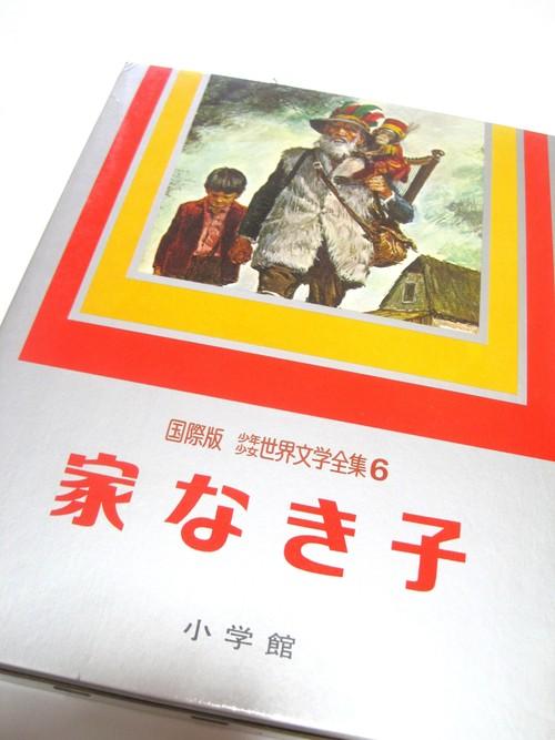 家なき子 国際版少年少女世界文学全集6
