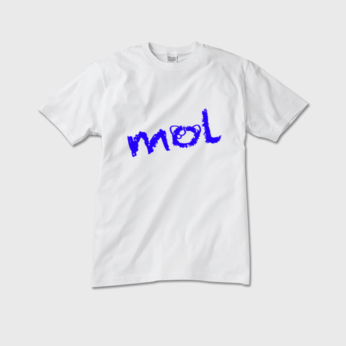 モルT(前バージョン、白地にそら色)