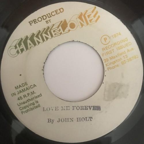 John Holt - Love Me Forever【7-1108】