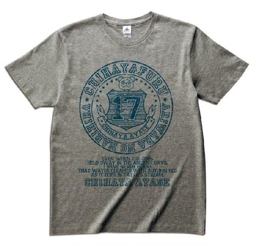 ちはやふるカレッジロゴTシャツ