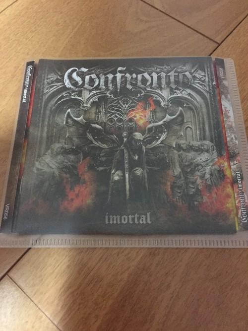 confront - imortal CD