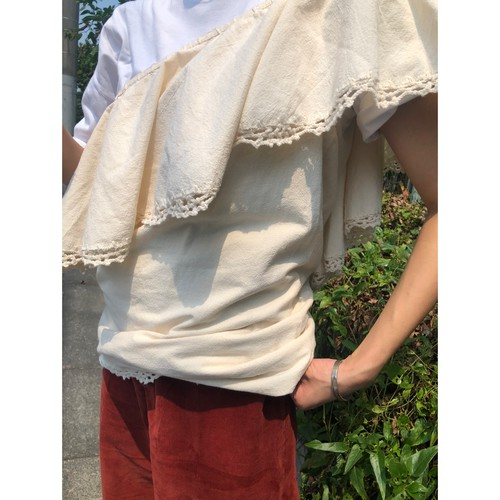2way  offshoulder tunic