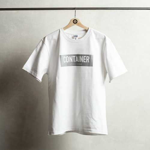 CONTAINER Tシャツ 【 B 】