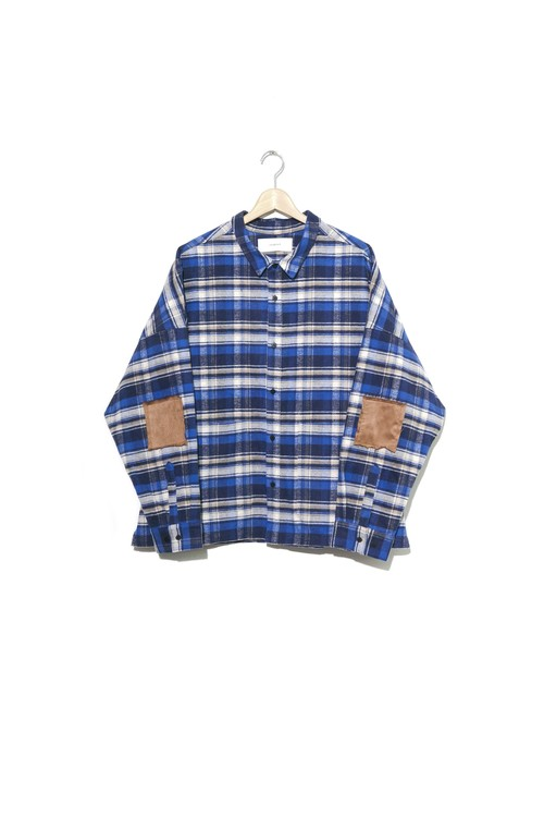 wonderland, Check shirts blouson