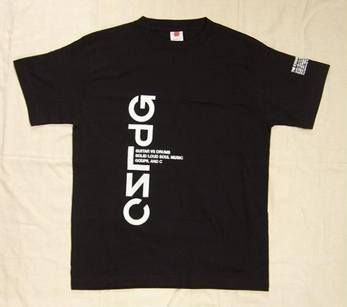 "MARRCAD T-SHIRTS -001 ""GPLNC"""