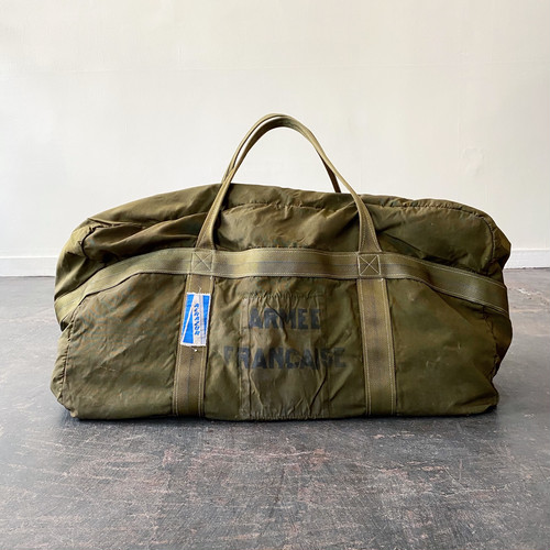 French Airforce Paratrooper Bag