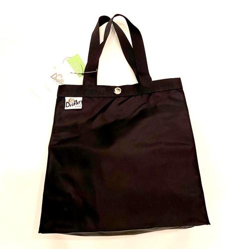 Paper Bag Tote S Black
