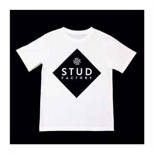 BIG  LOGO t-shirt(WHT)