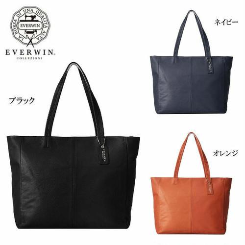 EVERWIN 東京製 牛革 トート(L)