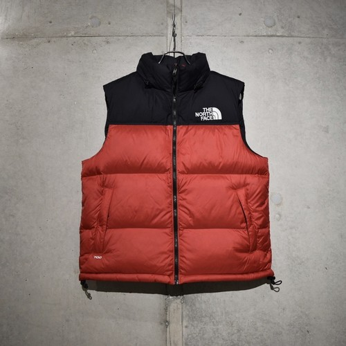 THE NORTH FACE M 1996 NUPTSE VEST / RED