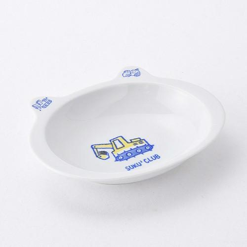 ブーブ・Kカレー皿