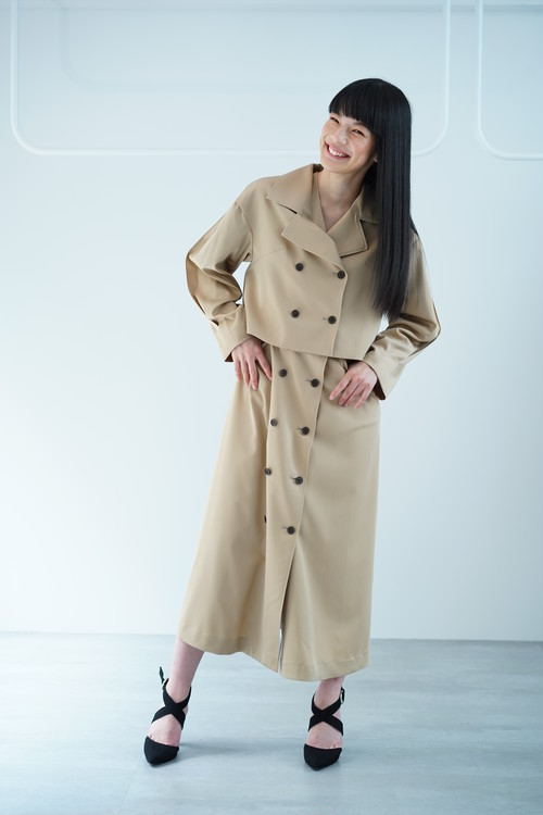ROOM211 / Trench OP Coat