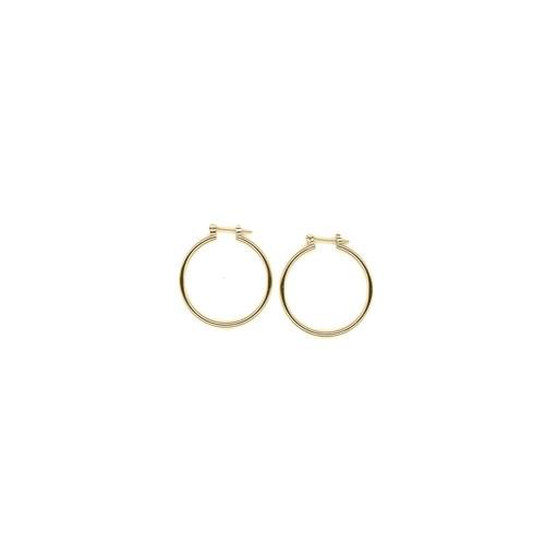 【GF-2-7】Gold Filled Hoop earring