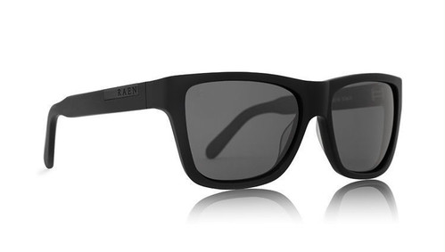 RAEN Optics レイン オプティクス NOVAL Matte Black/ZEISS Black (POLARIZED)
