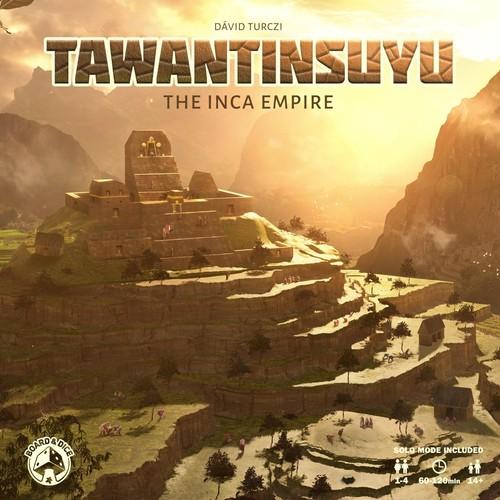【和訳なし】Tawantinsuyu: The Inca Empire / タワンティンスウユ