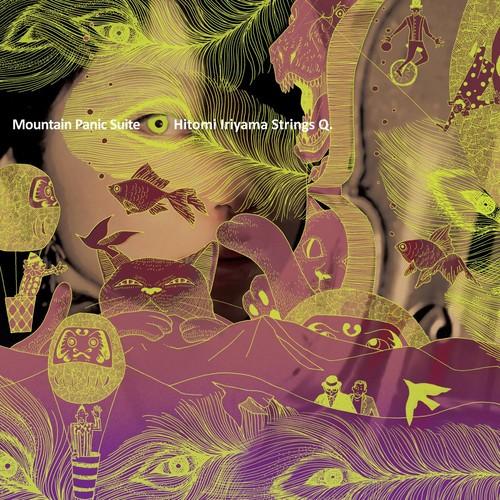 CD 【Mountain Panic Suite】by Hitomi Iriyama Strings Q.