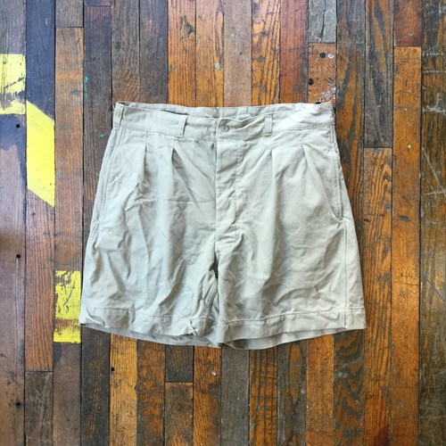 60's French Army / Chino Short