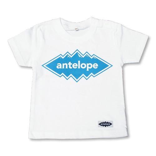 Logo Kids Tee(White)