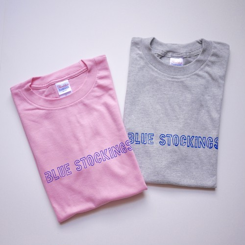 BLUE STOCKINGS T-Shirts