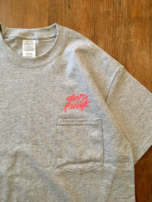 DIRTY FUNK/POCKET TEE