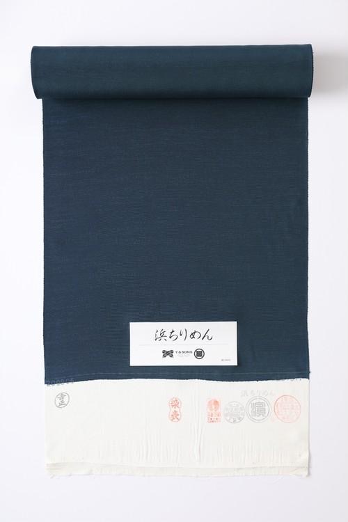 きもの / 浜ちりめん / 濃紺Dark navy(With tailoring)