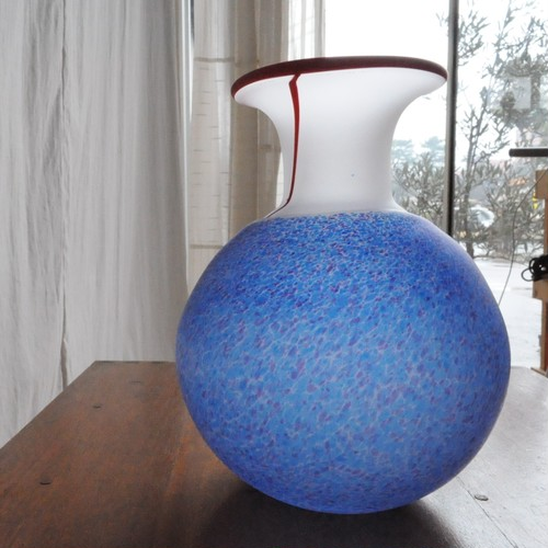 Bertil Vallien Vintage Design Glass KOSTA BODA SWEDEN