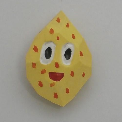 バッチ レモン bs-051