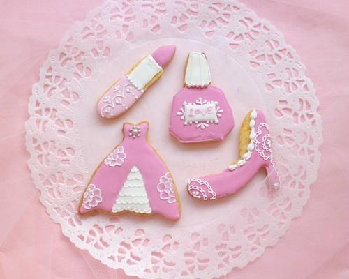 【ファッション】アイシングクッキー/ ギフトセット