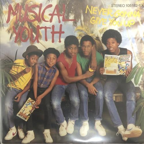 Musical Youth - Rub 'N' Dub【7-20422】