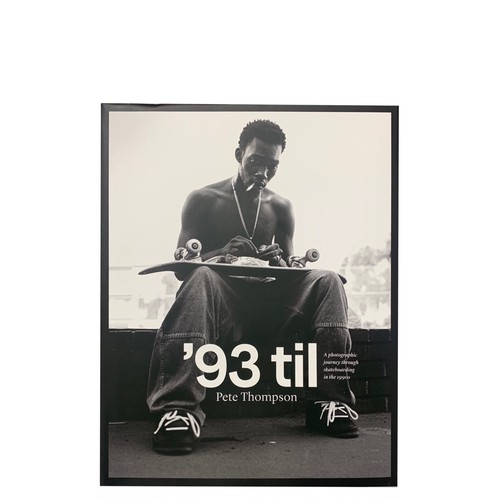 93 TIL by PETE THOMPSON