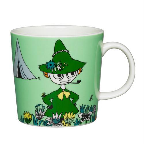 Moomin マグカップ300ml スナフキン